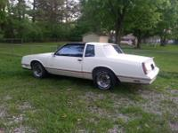 1987 Monte Carlo SSThis is a daily driver... not a show
