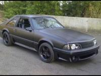 1987 MUSTANG GT WITH T-TOPS & TINTED WINDOWS -Complete