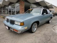 1987 OLDSMOBILE CUTLASS SUPREME 2-DR ALL ORIGINAL WITH