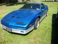 1987 Pontiac Trans Am (FL) - $8,000 155k miles. 2 door.