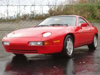 THIS 1987 PORSCHE 928 S-4 IS LOCAL TRADE AND WE HAVE