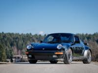 "PORSCHE  930 TURBO  1987  THE INFAMOUS ""WIDOWMAKER"""