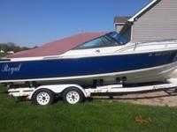 1987 Regal Majestic 210xl V8 inboard/outboard, alpha1