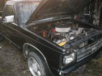 Motor is built 383 with less than 1500 miles,runs