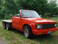 Price Reduced - 1987 S10 Restoration, I have a 1987 S10