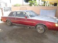 I have a lowrider 1987 SE Regal with a full hydralic