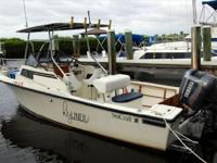 1987 Sea Craft Walkaround Cuddy Please call owner Byron