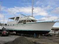 1987 Sea Ranger Trawler Boat is located in