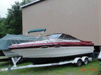 1987 Sea Ray 239 CC Please contact the owner directly @