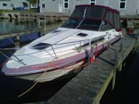 1987 Sea Ray 250 Sundancer Boat is located in