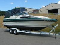 NICE 1987 SEA RAY 250 SUNDANCER! A 260 hp Mercruiser