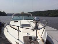 1987 Sea Ray 300 Sundancer. SeaRay Sundancer sleeps
