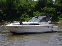 1987 Sea Ray 340 Sundancer Boat is located in