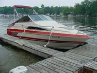 1987 Sea Ray Seville Series 19' Cuddy Cabin 4.3 L
