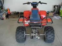 "This is a one owner 1987 Suzuki LT230E ATV ""Green"