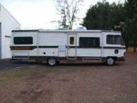 1987 Tiffin Allegro Bay Class A Purchased this