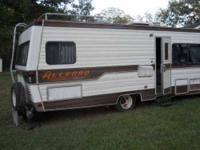 1987 Tiffin Allegro This Class A motorhome has 77,000