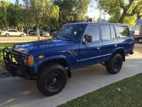 1987 Toyota Land Cruiser 4.2 Liter 4WD No Rust Dry