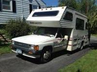 1987 Travelmaster Savanna M-205-Micro. Further