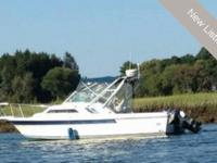 - Stock #78031 - The 1987 Wellcraft 250 Sportsman is a