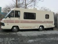 1987 Winnebago Motor Home, runs great & everything