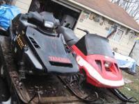 1987 Yamaha Exciter 570