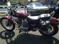 Motorcycles Cruiser 7725 PSN . New tires. 1987 Yamaha