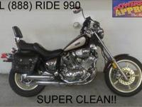 1987 Yamaha Virago 750 for sale - only $1,499! New