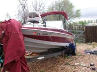 Great boat..486 actual hours. Bought used in 2004 Last