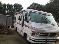 This motorhome is in very good condition. It is roomy