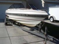 Type of Boat: runabout Year: 1988 Make: SunBird Model: