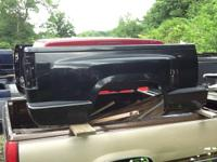 1988-1998 CHEVY STEPSIDE TRUCK BED,  6FT. BED,  BLACK,