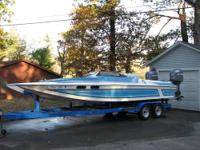 Type of Boat: Power Cat Year: 1988 Make: Eliminator