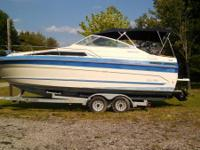 1988 26.7 Sea Ray 268 Sundance with 454 big block for a