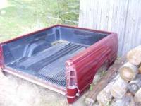 I am selling this bed off my 1970 Chevy this is a bed