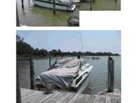 1988 bayliner 235 cabin cruiser  with trailer new