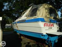 This well maintained former fresh water Avanti 3415 is