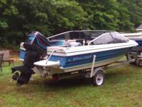 Need this gone this weekend for best offer. Boat is a