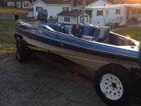 18' 1804 Bayliner Trophy Bass with 125hp Force. Boats