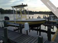 1988 Boston Whaler Outrage with a 2009 Yamaha V-Max