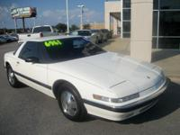 ATTENTION! This 1988 Buick REATTA Coupe has only 32,379