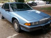 1988 BUICK REGAL CUSTOM. It is in great condition for