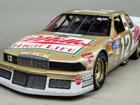 1988 Buick Regal Coupe Winston Cup NASCAR VIN: 12 This