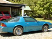 1988 Camaro RS , rust free , straight body all but the