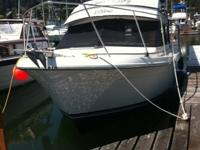 - Stock #080774 - A beautiful 1988 Carver 2827 Voyager,