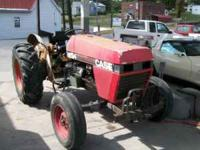 1988 Case Tractor 1194 Right Off the Farm This nice
