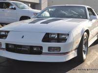 You won't find a cleaner Iroc anywhere!! Super clean