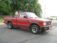Very nice low mile truck....Local trade..............