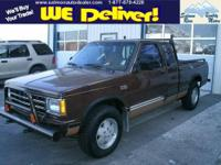 1988 CHEVROLET S-10 X-CAB 4X4 X-CAB 4X4 Our Location
