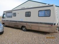I have a 1988 Chevy Winnebago Warrior motorhome. It has